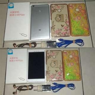 Xiaomi mi max 1 Ram 3GB ROM 64GB silver