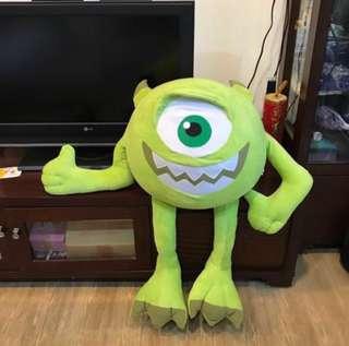 怪獸電力工司布偶