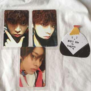 [wts] nct 127 yuta photocards