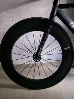 88mm Carbon wheel