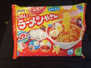 Popin' Cookin Ramen (Japanese Candy)