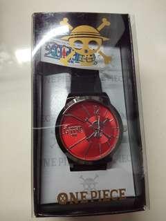 海賊王魔鬼系列精緻手錶