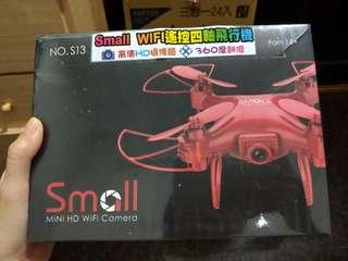 [全新]Small WIFI遙控四軸飛行機空拍機@紅色
