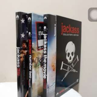 Dvd Jackass Collection