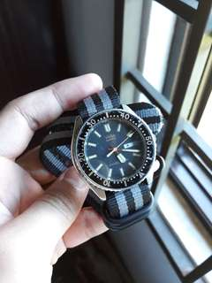 Original Vega Adec japan diver watch men quartz