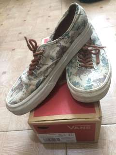 Vans Cowboy Humus Authentic