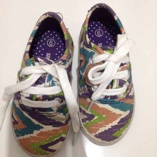 #diskonloh Sepatu smartfit motif tribal
