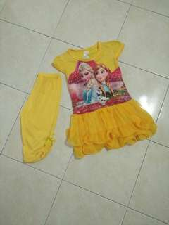 Girl Dress inc pos
