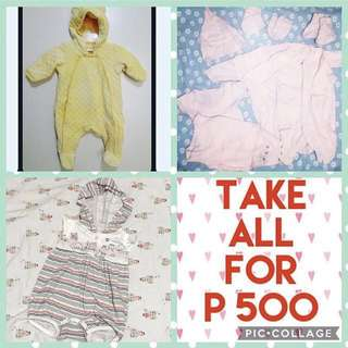 Free Shipping - Newborn Clothes