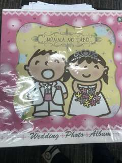 2 Wedding Photo Albums (Buy 1 take 1)