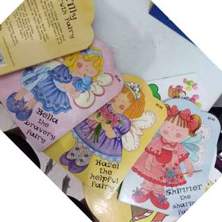 Thick cover 4 Fairy tales children books