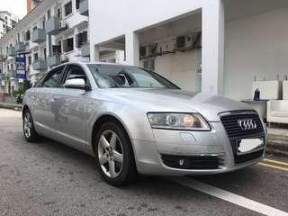 Audi A6 2.0A TFSI