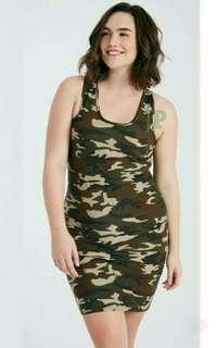 Free size minidress