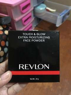 Preloved Makeup Revlon Touch and Glow Powder