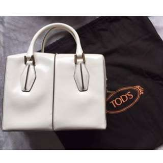 TODS white bag