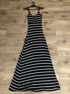 Striped dress from Cotton On
