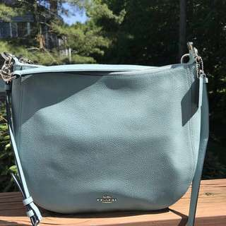 Coach Chelsea Hobo 32 in Cloud