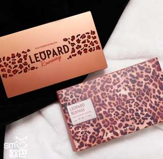 Etude House Play Color Eyes Leopard Runway
