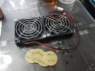 路由器 router usb cooling fan  散熱 風扇 ac1900 ac2600 ac68u ac86u ac88u ac5300 r7000