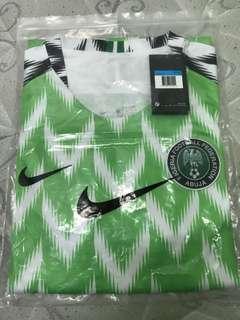 Nigeria Away Kit World Cup 2018