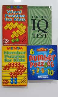 Puzzled gor Primary School Students