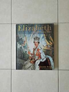 Hard Cover Page 160 Elizabeth Fifty Glorious Book Condition Yellowing 9/10