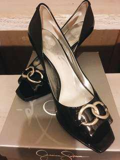 Jessica Simpson - Open Toe Heels
