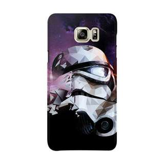 Star Wars Stormtooper Samsung Galaxy Note 5 Custom Hard Case