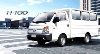 Hyundai H100 for RENT