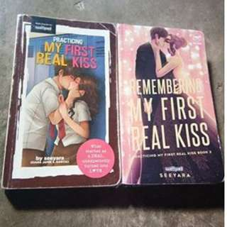 MY FIRST REAL KISS + REMEMBERING MY FIRST REAL KISS