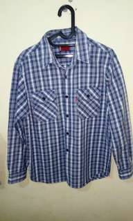 Levis Checker shirt