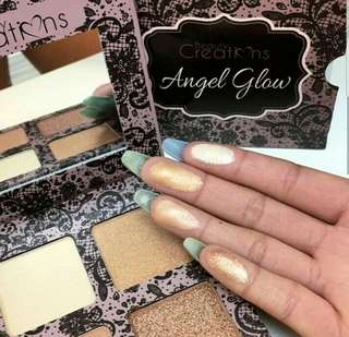 Sale! Beauty creations angel glow highlighter palette