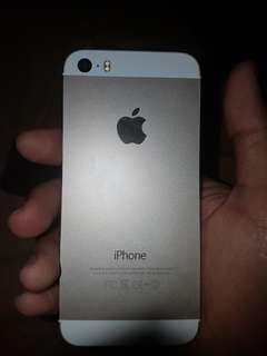 Dijual Iphone 5s 32Gb