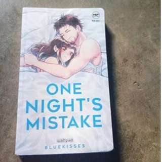 ONE NIGHT'S MISTAKE