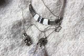 Forever21 Vintage Bohemian Necklace