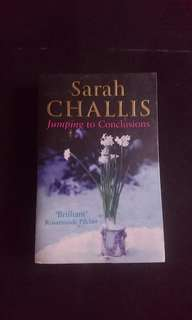 Jumping To Conclusions by Sarah Challis