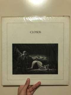 "Joy Division | Closer 12"" Vinyl"