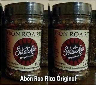 Abon Roa Rica Sikat Abis Original