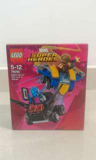 Lego marvel 76090 (Starlord vs nebula)