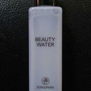 Open PO son & park beauty water