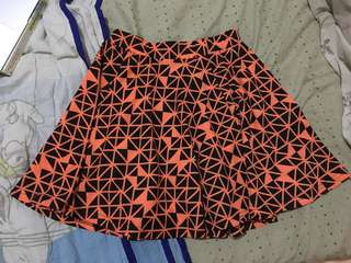 Party skaters skirt