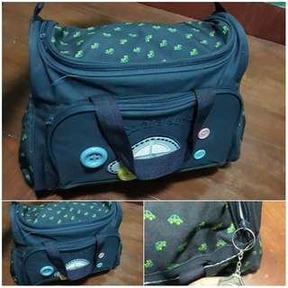 Pre loved baby diaper bag