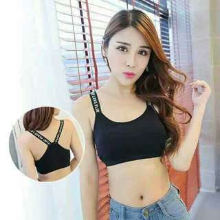 Sport's bra(black only)