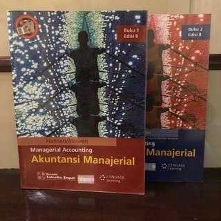 Textbook Akuntansi (paket)