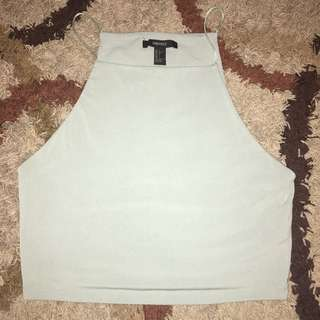 Authentic Forever 21 Halter Top