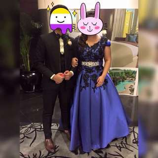 Plus Size-Prom Dress/ Debut Gown/For Formal Events