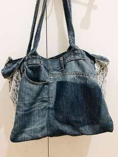 TERRANOVA Denim Bag