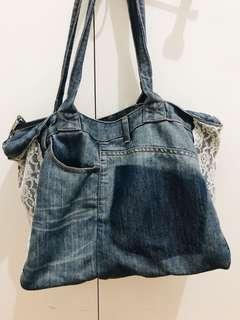 TERRANOVA Denim Bag