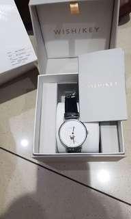 Wish key watch