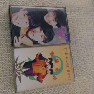 2 Cassette 游戏男孩
